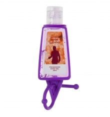 LUCKY TOSHI LUCIANO FRAGRANCE HANDGEL PURPLE
